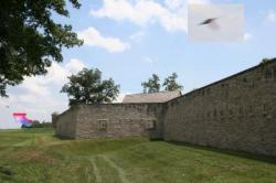 28 Juil. 2005 Fort de Chartres, Illinois