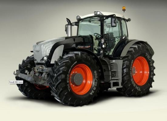 fond ecran tracteur Fendt