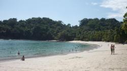 Manuel Antonio - playa paraisia