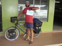 Penonome - Mi amigo Istok y su bicicleta