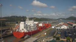 Canal de Panama - Miraflores locks