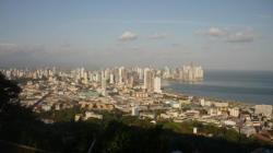 Ancon - Vista sobre ciudad de Panama