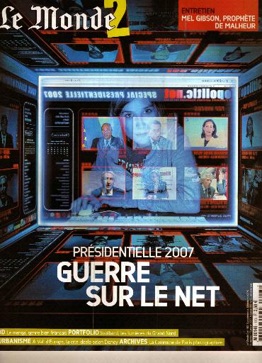 La Guerre du Net, ou comment les rivalités s'expriment aussi sur la toile
