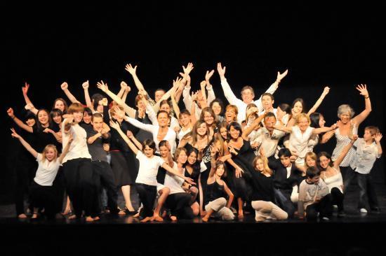 Ecole d 39 art dramatique baudry for Art dramatique