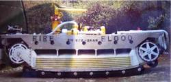 12 - Dredge, véhicule d'incendie dans les années 60.