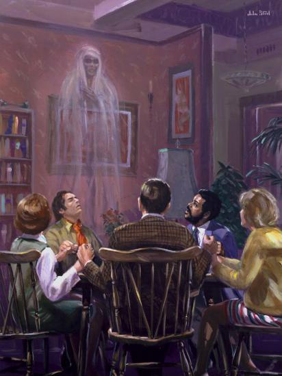 Si tu invoques le démon, il t'en fera payer le prix ! Spiritisme-6