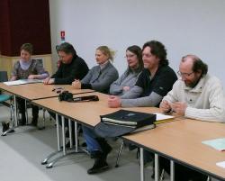 Le comité des fêtes de la culture et des traditions de Jaulgonne dans l'Aisne