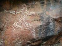 Peintures rupestres (Nourlangie Rock)