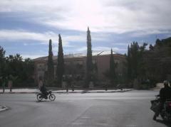 municipalité, administration et bureau du pacha