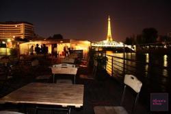 Vue Paris Peniche Pont