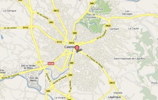 plan k Castres