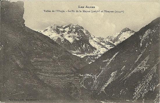 Pic de la Meyna