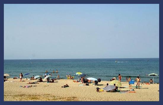 corsica Moriani spiaggia