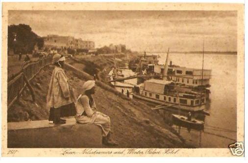 La corniche dans les années 1900.