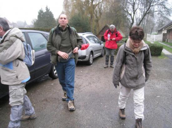 Parking à Delincourt (60)