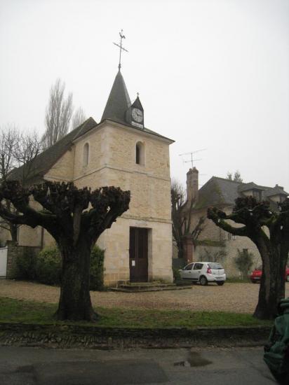 Eglise Saint-Sulpice à Chambors ( 60 )