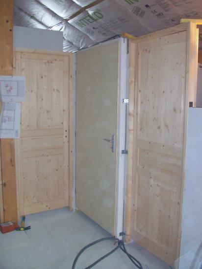 Les portes de l'étage 2