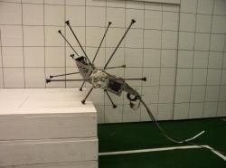 Robot Whegs Impass