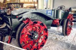 Tracteur articulé Pavesi  & Tolotti modèle P4