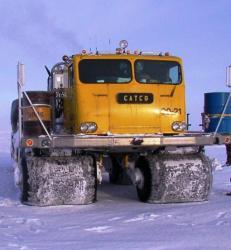 Catco en Alaska emploie des Bechtel reconstruits par Rimpull
