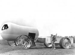Grumman  Molab à roues à ressort.