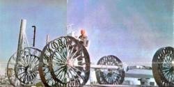 La Bendix de 1969 avec ses anneaux en titanium