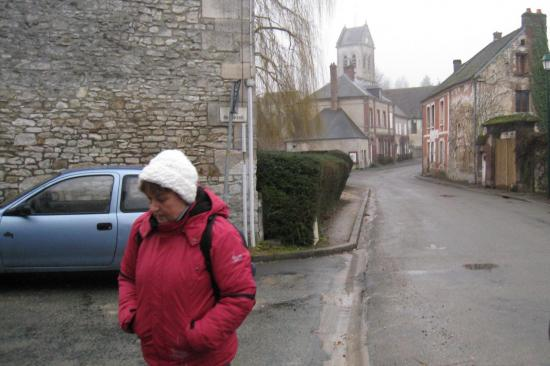 Maryvonne à Delincourt ( 60 )