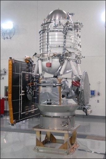 le satellite WISE