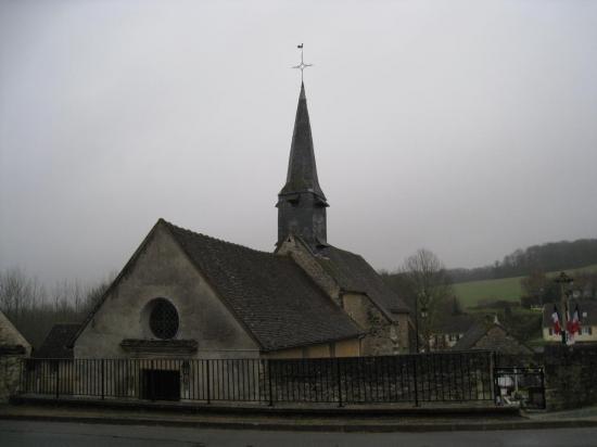 Eglise de Lattainville (60)