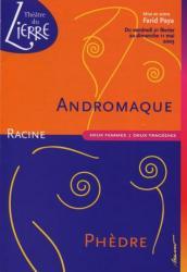 Affiche PHEDRE-Andromaque