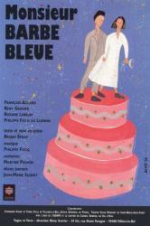 Affiche Mr BARBE-BLEUE