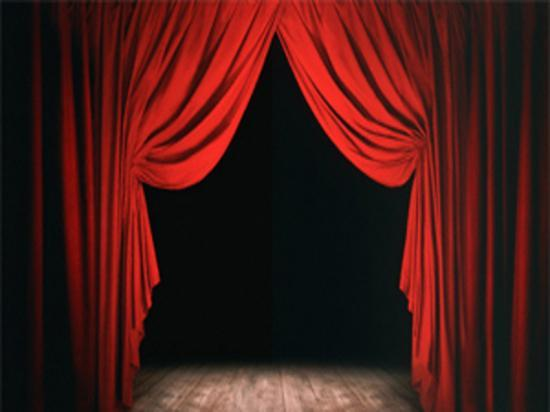 Venez voir ce qui se cache derrière le rideau