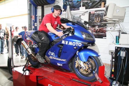 Mv moto for Ouvrir garage moto