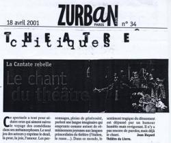 Article ZURBAN