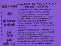 Juliette et Victor Hugo - Ile d'Oléron