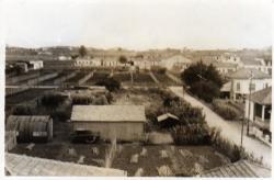 Fort de l'Eau .Juillet 1951.Quartier