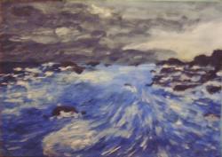 peinture de mer