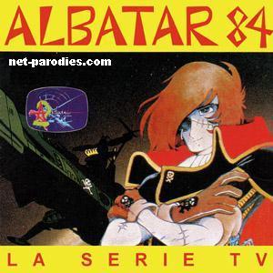 Fausse affiche film albator albatar
