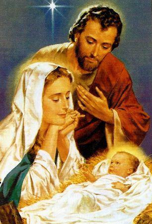 #3 -Chaîne de prières pour un problème d'emploi, de logement - Page 4 La-sainte-famille