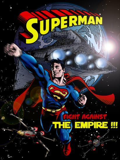Superman vs The Empire