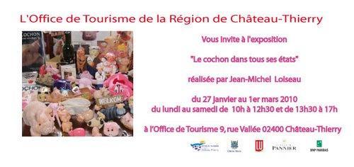 Ch teau thierry il voit la vie en rose - Office du tourisme chateau thierry ...