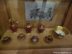 Musée Victor Schoelcher - Porcelaine Schoelcher