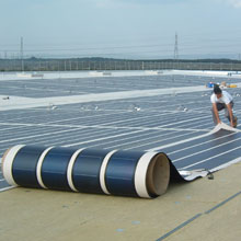 Membrane photovoltaique prix