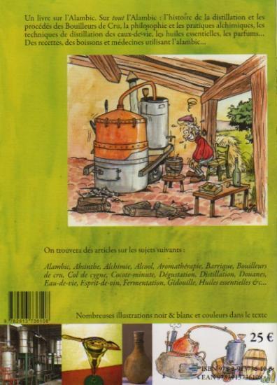 Enseigne de l'Atelier Public de Distillation de l'auteur