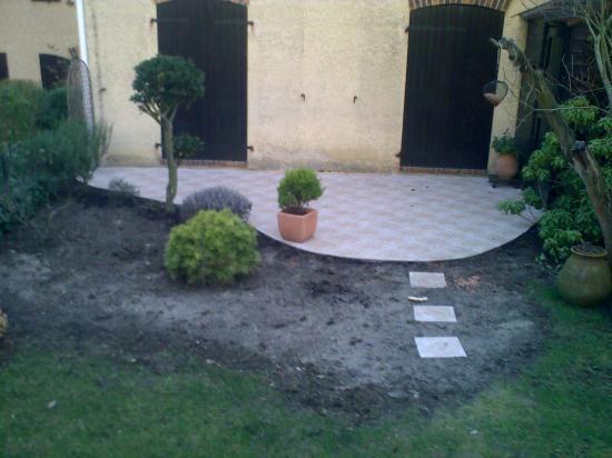 Terrasses for Peinture speciale piscine