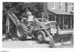 CASE année 1957