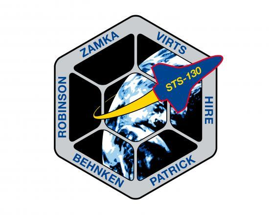 logo STS-130