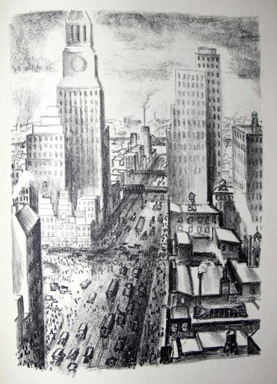 Henri MATISSE Lithographie