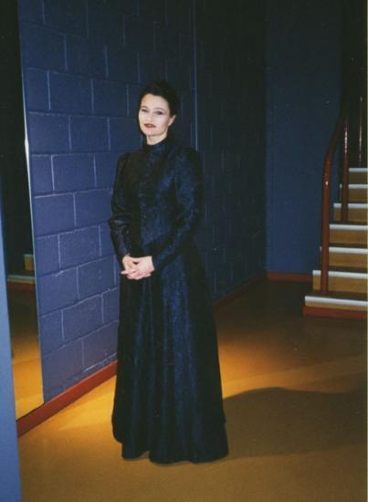 Les Revenants d'Ibsen - R.Lebrun : rôle de Mme Alving