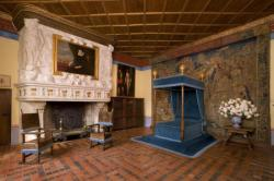 La chambre de Diane de Poitiers : les tapisseries de la Renaissance, le portait de la reine